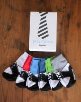 TRM073 6P BABY SOCKS (BOX) BABY OXFORD