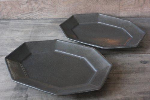 ■レジーナイワキリ:ブロンズ八角大皿