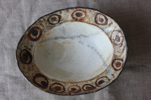 ■クラフトボロボロ(craft BORO×BORO):楕円鉢A