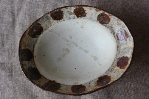 ■クラフトボロボロ(craft BORO×BORO):楕円鉢C