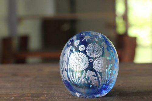 ■平田友美:Glassrium mini タンポポ C