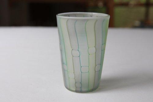 ■吉村桂子:イロアミショットグラス(マット) Y34