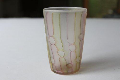 ■吉村桂子:イロアミショットグラス(マット) Y35