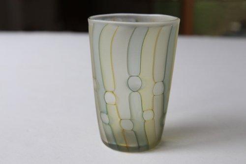 ■吉村桂子:イロアミショットグラス(マット) Y36