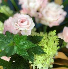 【FLORIST NANAおまかせ】お試しお花の定期便(月1回)