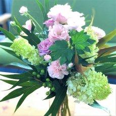【FLORIST NANAおまかせ】お花の定期便6ヵ月コース(月1回)