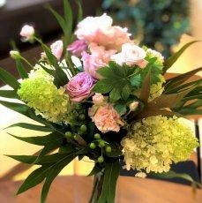 【FLORIST NANAおまかせ】お花の定期便12ヵ月コース(月1回)