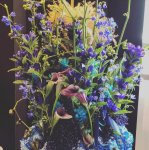 【FLORIST NANAおまかせフレッシュアレンジメント】トールタイプ 5,500円〜11.000円(税込)