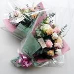 【プリザーブドフラワー】贈呈用花束