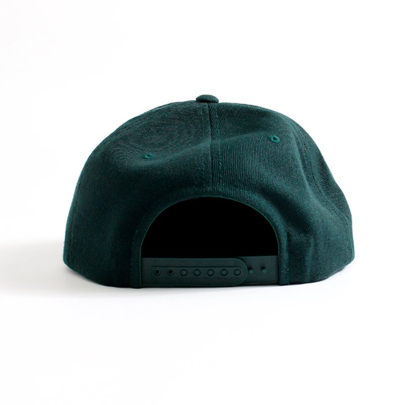 BASIC LOGO CAP [GREEN]