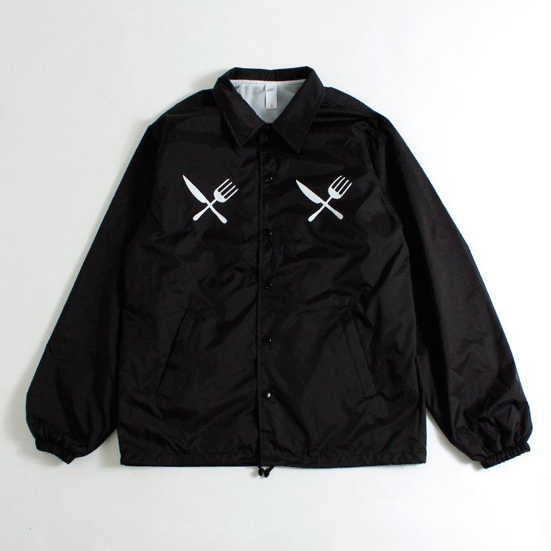 BASIC LOGO COACH JKT [BLACK]