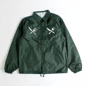 BASIC LOGO COACH JKT [GREEN]