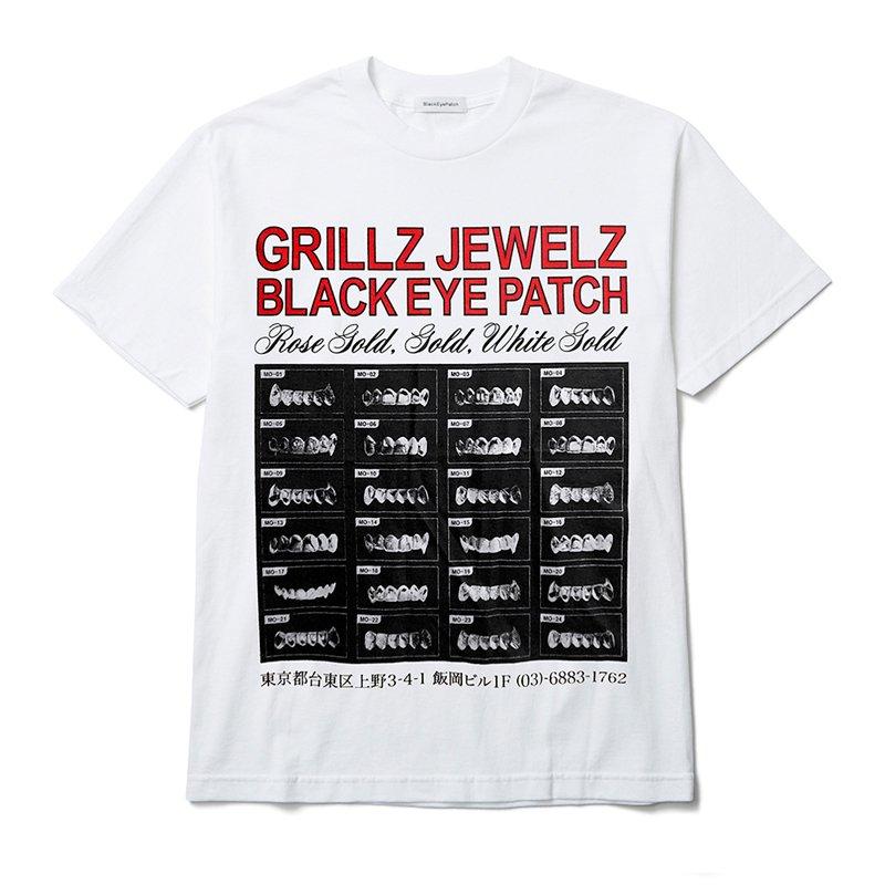 GRILLZ JEWELZ × BlackEyePatch