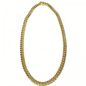 MIAMI CUBAN CHAIN 10K YG 10.5mm,66cm 【SOLID】