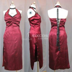 バイオハザード 4 エイダ・ウォン 風 コスプレ衣装 Resident Evil 4-Ada Cosplay Costume