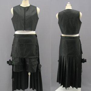 ファイナルファンタジーVII ティファ 風 コスプレ衣装 Final Fantasy 7 FFX Tifa Lockheart Cosplay Costume