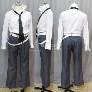 家庭教師ヒットマンREBORN! ジー G 風 コスプレ衣装 Hitman Reborn-Jing Cosplay Costume