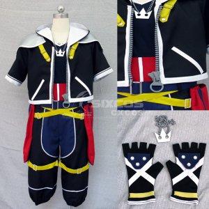 キングダムハーツ ソラ 風 コスプレ衣装 Kingdom Hearts-Sora Cosplay Costume