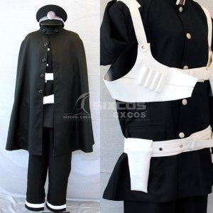 真・女神転生デビルサマナー ライドウ 風 コスプレ衣装 Shin Megami Tensei: Devil Summoner-Raidou Kuzunoha XIV Cosplay Costume