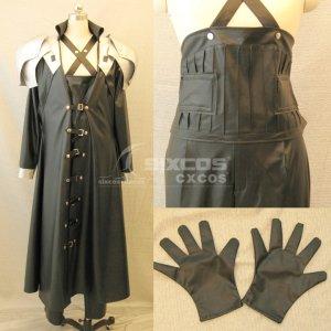 FF7 ファイナルファンタジーVII セフィロス 風 コスプレ衣装 Final Fantasy VII:Advent Children-Sephiroth Cosplay Costume