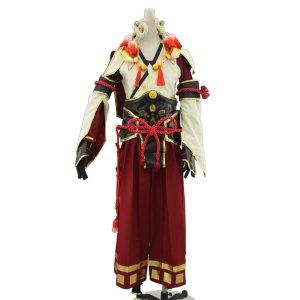 MHRise_モンスターハンターライズ 看板娘 双子 妹 ミノト 風 コスプレ衣装 Monster Hunter Rise Minoto Cosplay Costume
