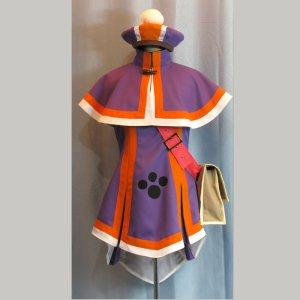 モンスターハンターポータブル 3rd オトモアイルー擬人化 ジャギィ 風 装備 コスプレ衣装 Monster Hunter/MHF - Cosplay Costume