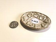 D053:道端のアピラの豆皿:元値2300円