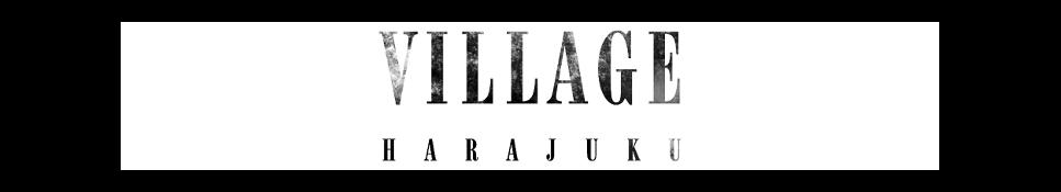 原宿 VILLAGE   VILLAGE online shop