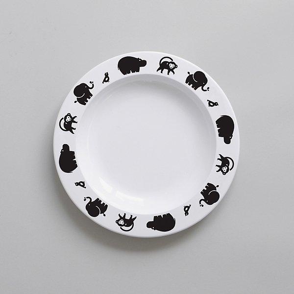 <img class='new_mark_img1' src='https://img.shop-pro.jp/img/new/icons8.gif' style='border:none;display:inline;margin:0px;padding:0px;width:auto;' />BUDDYANDBEAR バディーアンドベアー Wild Animal Plate (Black)  ワイルドアニマル プレート