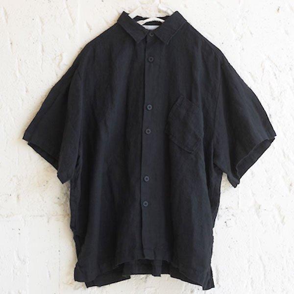 <img class='new_mark_img1' src='https://img.shop-pro.jp/img/new/icons8.gif' style='border:none;display:inline;margin:0px;padding:0px;width:auto;' />UNIONINI ユニオニーニ linen big shirt  リネンビッグシャツ