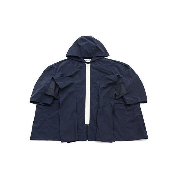 <img class='new_mark_img1' src='https://img.shop-pro.jp/img/new/icons8.gif' style='border:none;display:inline;margin:0px;padding:0px;width:auto;' />UNIONINI ユニオニーニ rain jacket レインジャケット ネイビー