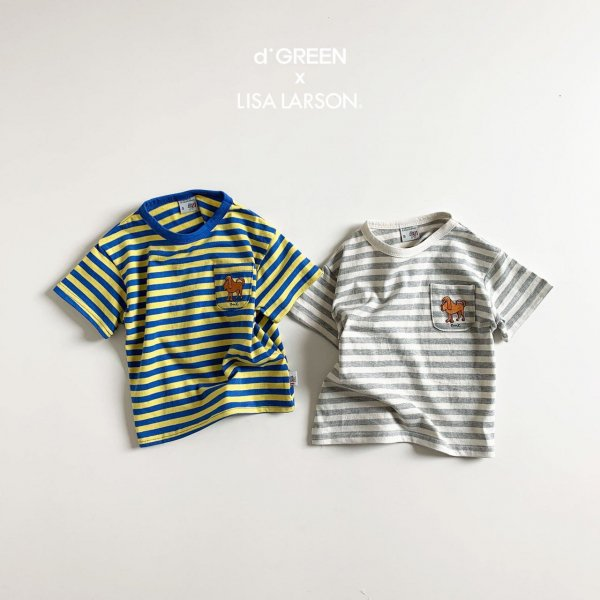 <img class='new_mark_img1' src='https://img.shop-pro.jp/img/new/icons8.gif' style='border:none;display:inline;margin:0px;padding:0px;width:auto;' />digreen ディグリーン Lisa Larson Emil 半袖Tシャツ 2色