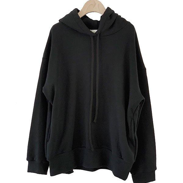 <img class='new_mark_img1' src='https://img.shop-pro.jp/img/new/icons8.gif' style='border:none;display:inline;margin:0px;padding:0px;width:auto;' />UNIONINI ユニオニーニ reflect logo hoodie フーディ ブラック