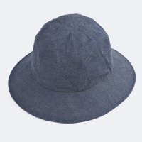 <img class='new_mark_img1' src='https://img.shop-pro.jp/img/new/icons49.gif' style='border:none;display:inline;margin:0px;padding:0px;width:auto;' />VICTIM - ×CA4LA / DENIM HAT