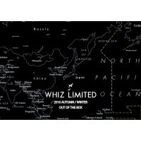 WHIZ - MAP CAP