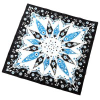 <img class='new_mark_img1' src='https://img.shop-pro.jp/img/new/icons49.gif' style='border:none;display:inline;margin:0px;padding:0px;width:auto;' />CALEE - MARINE PATTERN BANDANNA