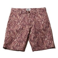 <img class='new_mark_img1' src='https://img.shop-pro.jp/img/new/icons49.gif' style='border:none;display:inline;margin:0px;padding:0px;width:auto;' />CALEE - ALLOVER PAISLEY PATTERN SHORT PANTS