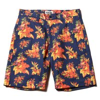 <img class='new_mark_img1' src='https://img.shop-pro.jp/img/new/icons49.gif' style='border:none;display:inline;margin:0px;padding:0px;width:auto;' />CALEE - HAWAIIAN PATTERN SHORT PANTS