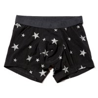 <img class='new_mark_img1' src='https://img.shop-pro.jp/img/new/icons49.gif' style='border:none;display:inline;margin:0px;padding:0px;width:auto;' />CALEE - ALLOVER STAR PATTERN UNDER PANTS