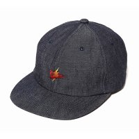 <img class='new_mark_img1' src='https://img.shop-pro.jp/img/new/icons49.gif' style='border:none;display:inline;margin:0px;padding:0px;width:auto;' />CALEE - Embroidery denim cap
