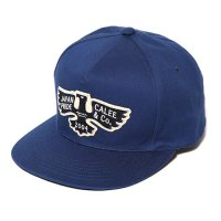 <img class='new_mark_img1' src='https://img.shop-pro.jp/img/new/icons49.gif' style='border:none;display:inline;margin:0px;padding:0px;width:auto;' />CALEE - Twill embroidery wappen cap
