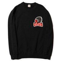 <img class='new_mark_img1' src='https://img.shop-pro.jp/img/new/icons49.gif' style='border:none;display:inline;margin:0px;padding:0px;width:auto;' />CALEE - Indian crew neck sweat