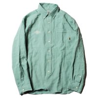 <img class='new_mark_img1' src='https://img.shop-pro.jp/img/new/icons49.gif' style='border:none;display:inline;margin:0px;padding:0px;width:auto;' />CALEE - Linen L/S B,D shirt