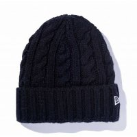 <img class='new_mark_img1' src='https://img.shop-pro.jp/img/new/icons5.gif' style='border:none;display:inline;margin:0px;padding:0px;width:auto;' />NEWERA - Low Gauge Cuff Knit Wool Blend