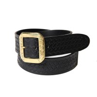 <img class='new_mark_img1' src='https://img.shop-pro.jp/img/new/icons49.gif' style='border:none;display:inline;margin:0px;padding:0px;width:auto;' />CALEE - Embossing leather buckle belt