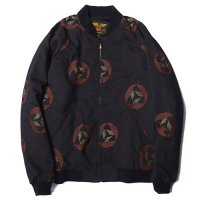 <img class='new_mark_img1' src='https://img.shop-pro.jp/img/new/icons49.gif' style='border:none;display:inline;margin:0px;padding:0px;width:auto;' />CALEE - Jacquard oriental pattern lib jacket