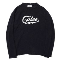 <img class='new_mark_img1' src='https://img.shop-pro.jp/img/new/icons49.gif' style='border:none;display:inline;margin:0px;padding:0px;width:auto;' />CALEE - Cotton slub knit sweater