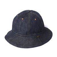 <img class='new_mark_img1' src='https://img.shop-pro.jp/img/new/icons49.gif' style='border:none;display:inline;margin:0px;padding:0px;width:auto;' />CALEE - Denim metro hat