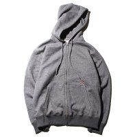 <img class='new_mark_img1' src='https://img.shop-pro.jp/img/new/icons49.gif' style='border:none;display:inline;margin:0px;padding:0px;width:auto;' />CALEE - Zip parka