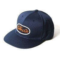 <img class='new_mark_img1' src='https://img.shop-pro.jp/img/new/icons49.gif' style='border:none;display:inline;margin:0px;padding:0px;width:auto;' />CALEE - T/C twill wappen cap